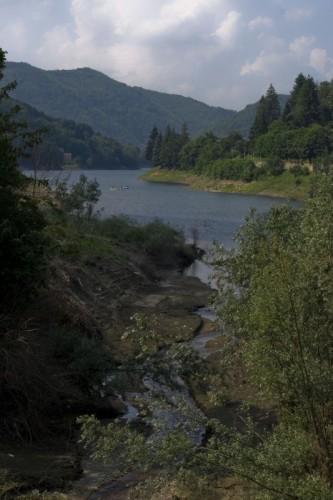 Osiglia - da qui nasce un lago