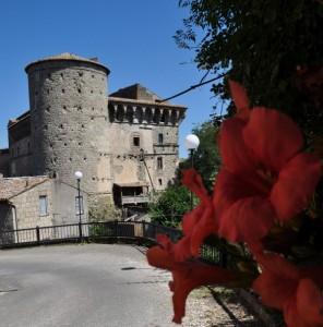 Il Castello Baglioni (Sec. XIII) di Graffignano (VT)