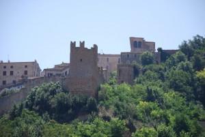 Il castello di Marano e S. Andrea