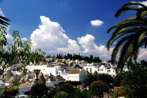 Cirri su Alberobello