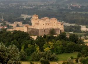 Torrechiara il castello