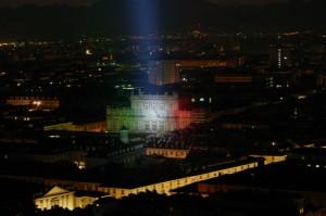 Il palazzo tricolore
