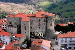 Il castello di Roccadaspide