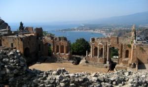 Taormina…dalla forma di toro (Tauromenion)