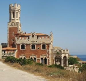 Porto palo di Capo Passero Castello Tafuri