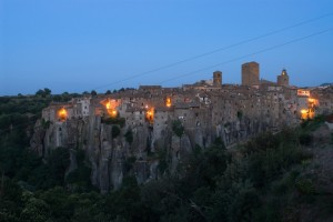 Vitorchiano Night