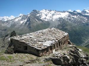 Lato Sud Ovest ric. Cap. Ricci (parte alta 2800 m s.l.m.)