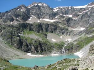 Lago di S.Grato 2462