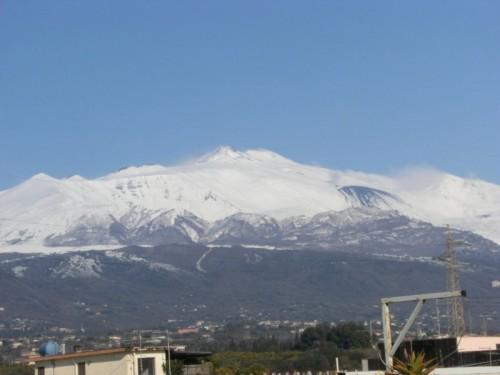 Randazzo - Sua maesta l'Etna