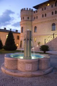 Particolare del Castello dei  Septe