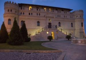 Castello dei Septe in notturna