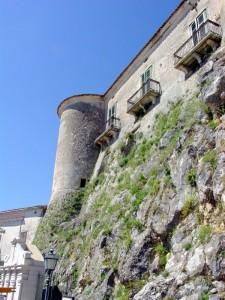 Torre e balconi di osservazione sulla città