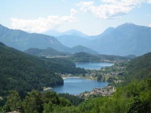 Laghi di Serraia e delle Piazze