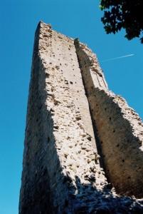La torre di Castel di Casio