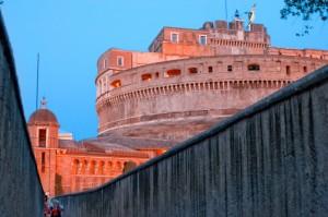 Il Castello e il passetto