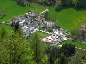 Panorama di Vilminore