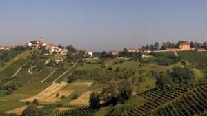 Panorama di San Marzanotto, borgo di Asti
