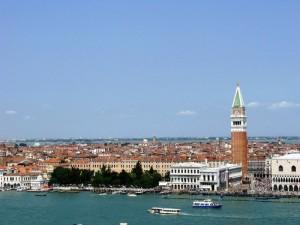 panoramica di Venezia