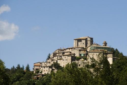 Torricella in Sabina - Ornaro. Frazione di Torricella in sabina