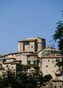 Il castello di Ornaro