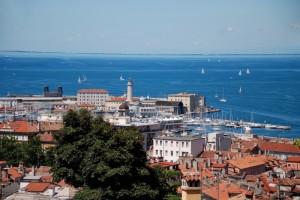 Trieste: fino all'orizzonte e oltre