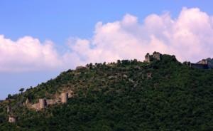 il castello dei Sanseverino