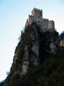 Il castello di Salorno