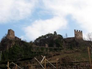 Il castello di Segonzano