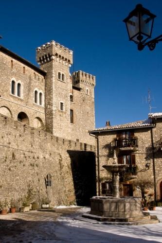 Collalto Sabino - Castello Baronale
