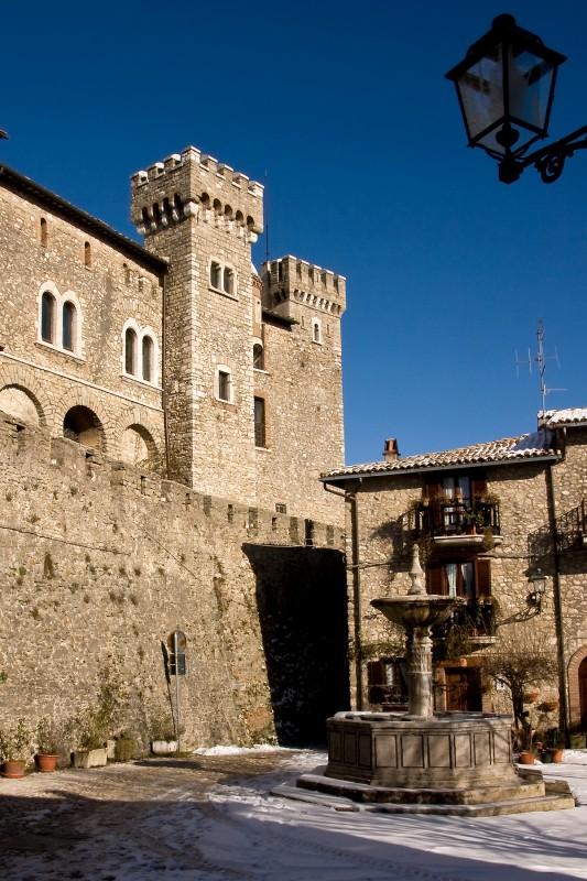 ''Castello Baronale'' - Collalto Sabino