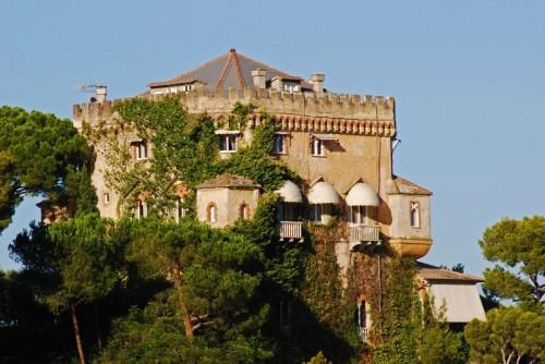 Santa Margherita Ligure - castello di paraggi 2