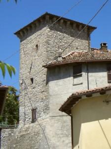La torre del castelllo