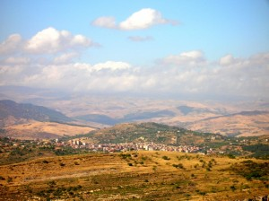 Nissoria, Panorama