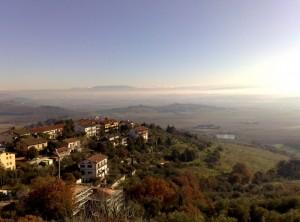 Panorama da Agello