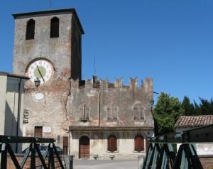 Governolo - Torre matildica di Galliano