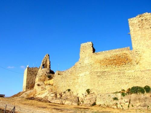 Agira - Agira, il Castello medievale di San Filippo D'Argirò