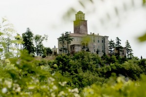 Castello sulla piana di Marengo