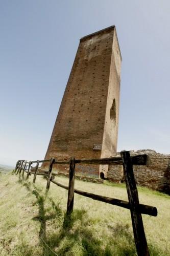 San Salvatore Monferrato - Resti di Fortificazione di Federico Paleocapo