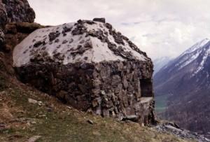 Altra fortificazione a Chianale