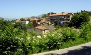 Panorama di S. Clemente, Frazione di Galluccio