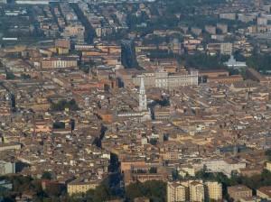Modena e la sua Ghirlandina