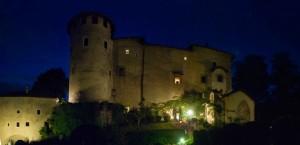 Castel Campo di notte
