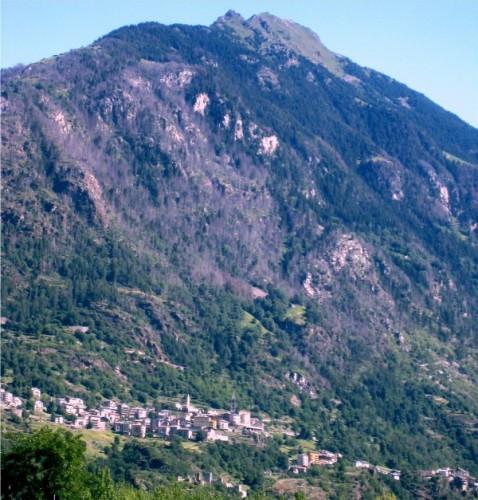 Grosio - ai piedi del monte
