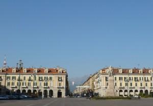 Cuneo e le Alpi