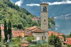 Osteno e il lago di Lugano