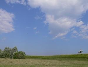 un pomeriggio suul'argine del Monticano