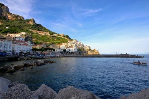 Amalfi - Una perla  sulla costiera!
