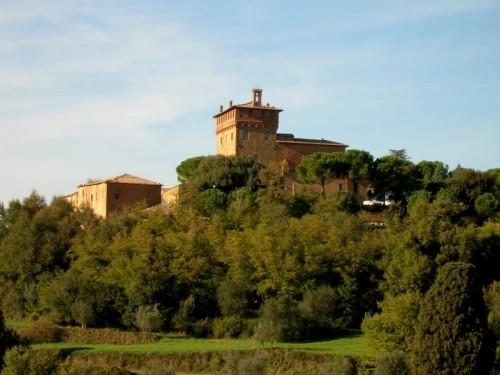 Pienza - Il Castello di San Regolo