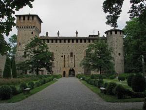 Grazzano Visconti il castello