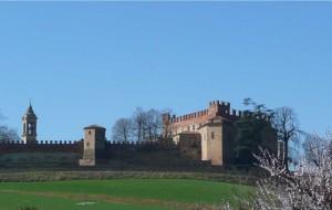 Il castello di Montemagno